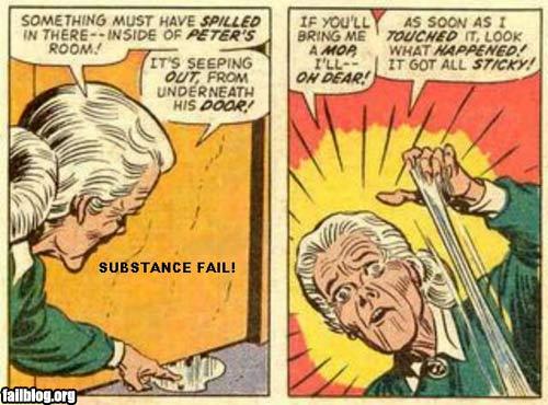 fail_subtance