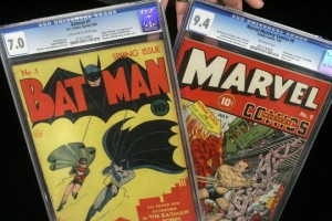 AP Comic Book Auction