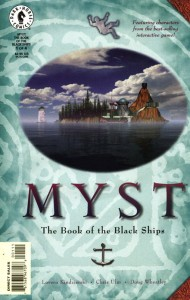 Myst #1 - Cover - Small
