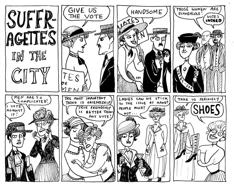 suffragettesm