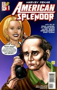 American Splendor #1 - Cover