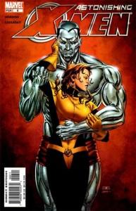 Astonishing X-Men #6 - Cover