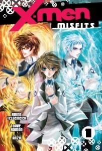 X-Men - Misfits Vol. 1 - Cover
