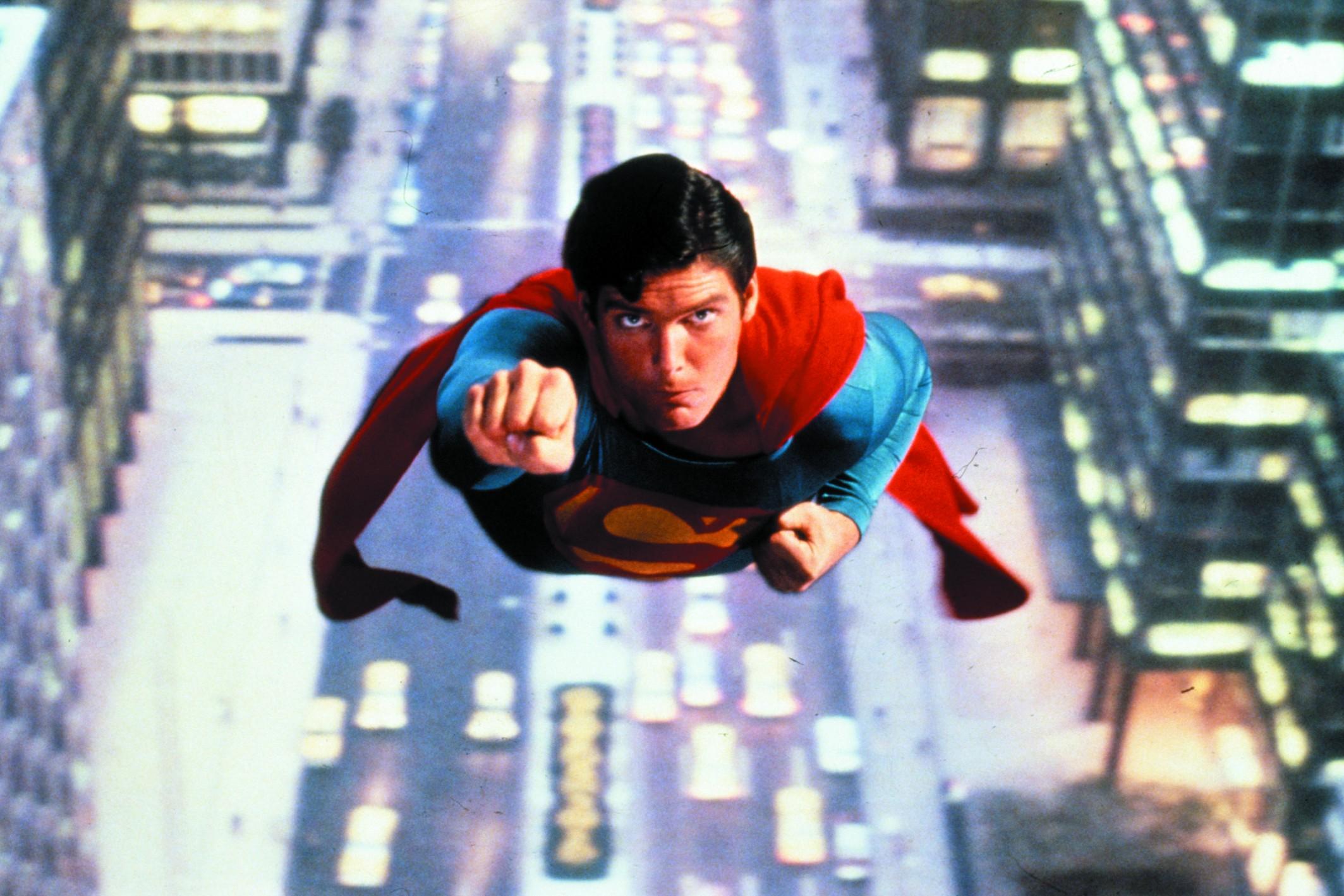 Τοp 20 comic book movies 5 superman