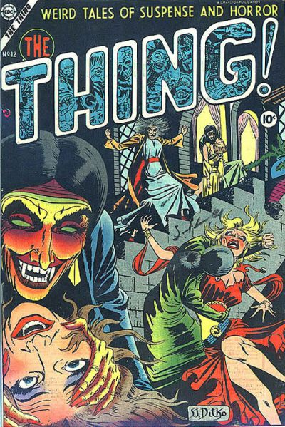 Classic Comic Covers - Page 3 The_thing_12