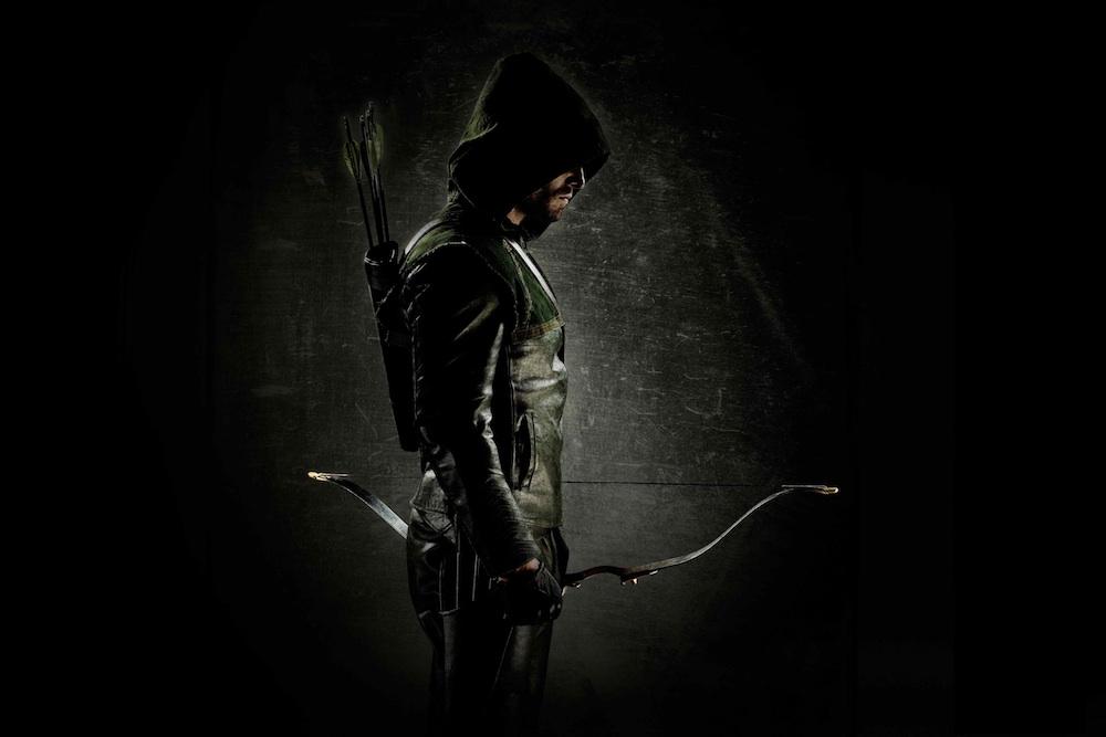 τίτλοι τέλους arrow