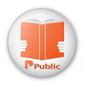 public-book-face