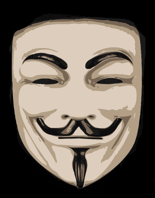 V For Vendetta Quote Tattoo anonymous-masks-guy-fa...