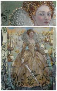 A Flight of Angels - Elizabeth I