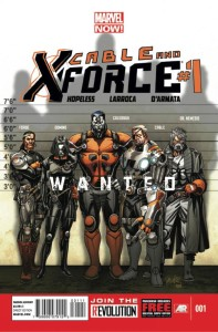 Cable & X-Force 1