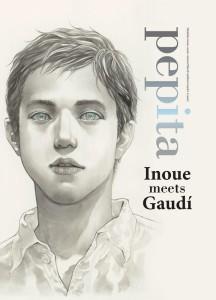 Inoue Meets Gaudi - Cover