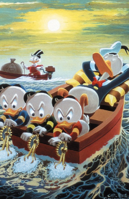 DonaldDuckFriends