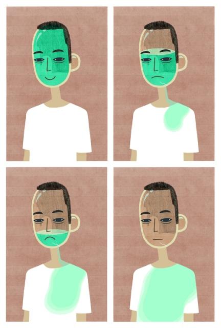 """Feeling Blank"" του Mark Ingram"