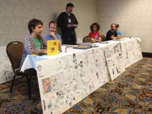 Derby City Comicon Independent Q&A Panel
