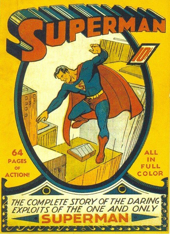 shuster-superman