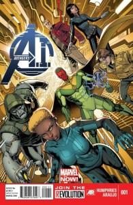 Avengers A.I.
