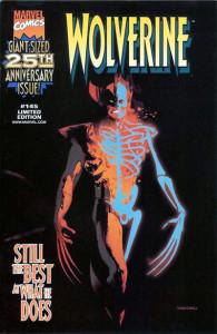 Wolverine #145, Nabisco Variant