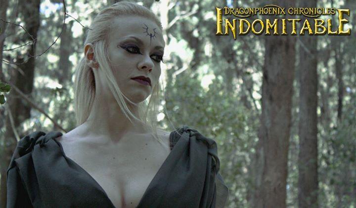 Indomitable - Goddess