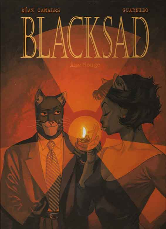Blacksad - Ame Rouge