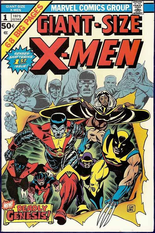 Giant-SizeX-Men1