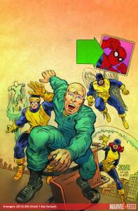 Avengers #4