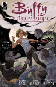 buffy vampire slayer season 10 #1