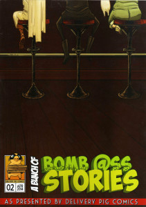 A Bunch of Bomb @ss Stories #2 - Cover - Small
