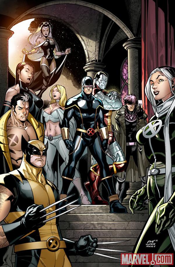 X-Men-1-Second-Printing