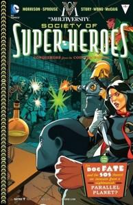 Society Of Superheroes