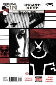 Uncanny X-Men 25