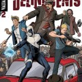 THE DELINQUENTS #1-2