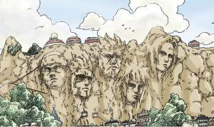 Θα προστεθεί άραγε το κεφάλι του Naruto στις πέτρινες προτομές των Hokage...;