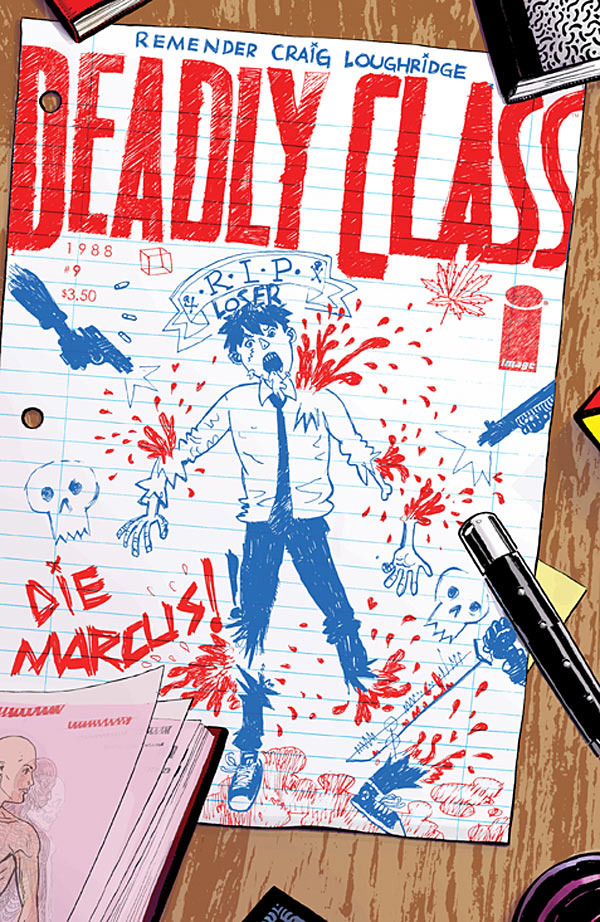 Deadly Class 9