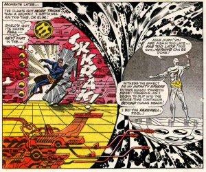 STRANGE TALES #167. Marvel, 1967.