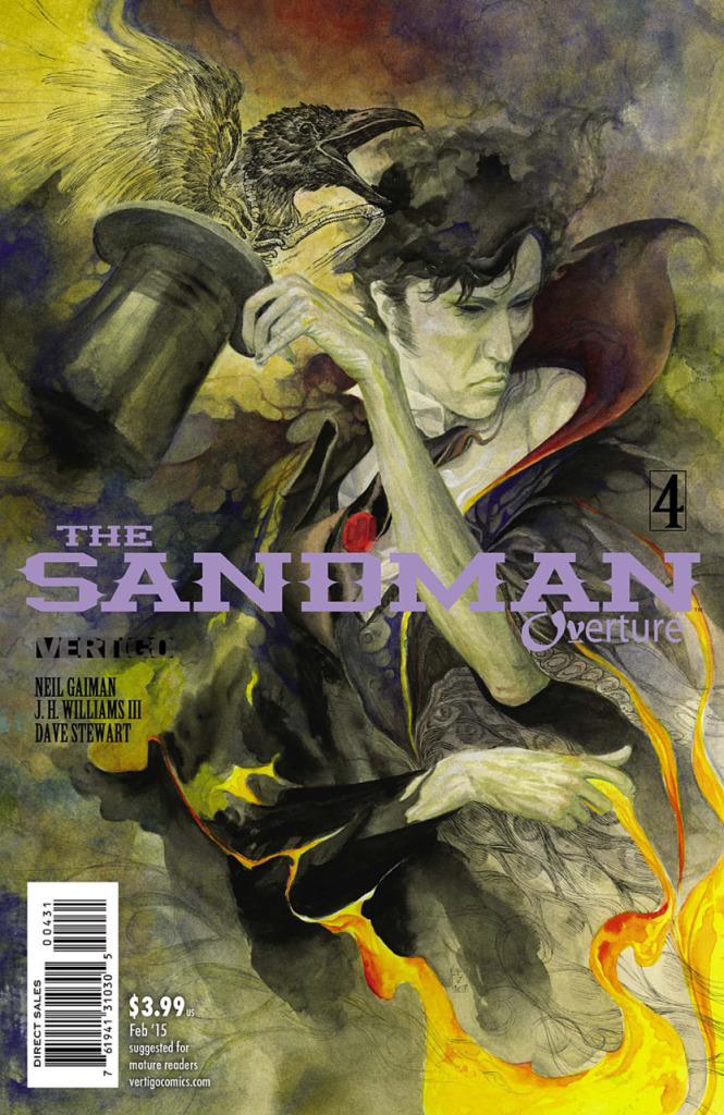 Sandman 4 RI Var