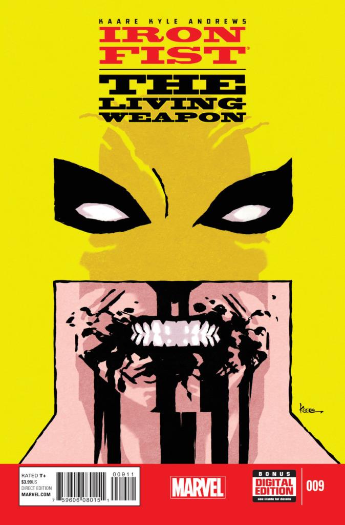 Iron Fist Living 9