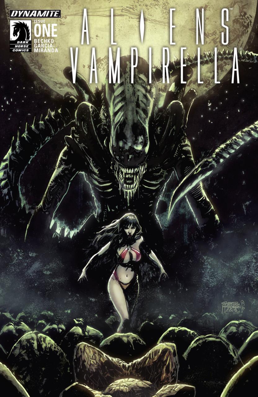 Aliens Vampirella 1