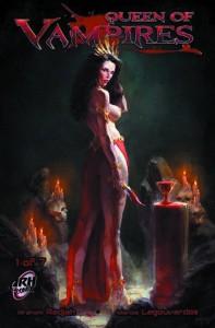 Queen of Vampires #1