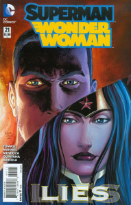 Superman - Wonder Woman 021
