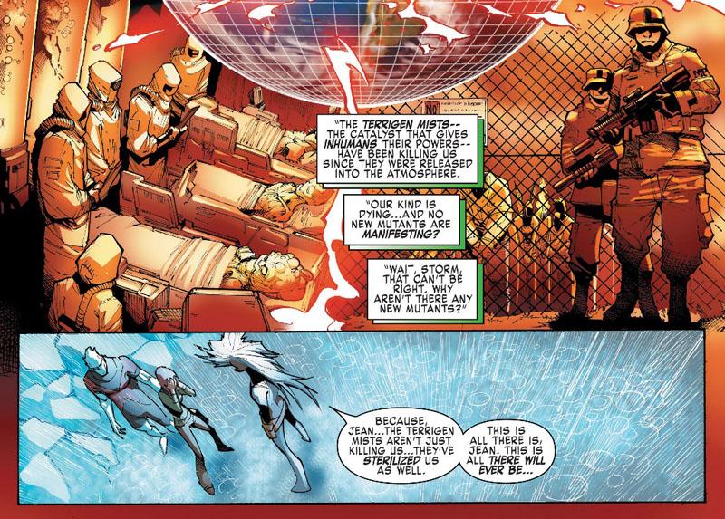 Extraordinary X-Men (2015-) 001-014