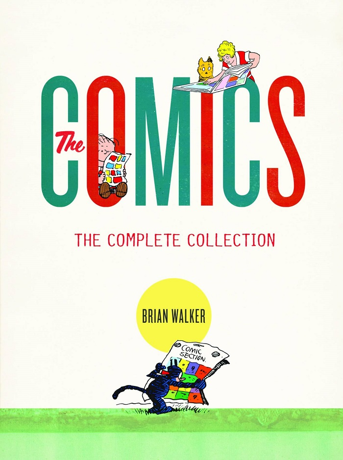 The Comics: The Complete Collection