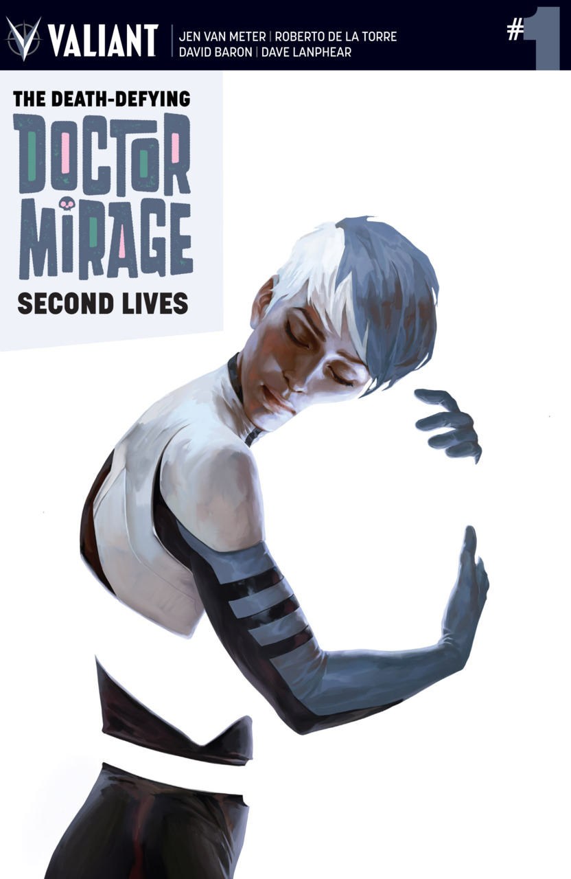 Death Defying Doctor Mirage: Second Lives
