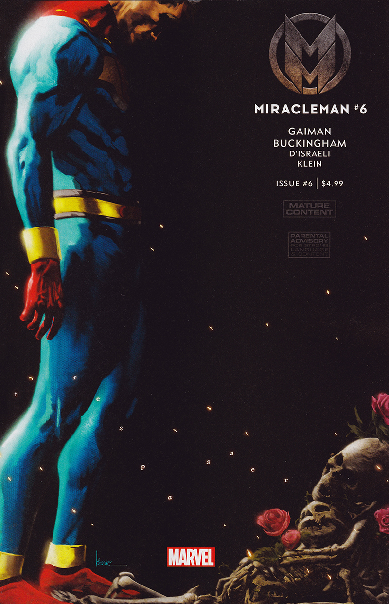 Miracleman By Gaiman And Buckingham