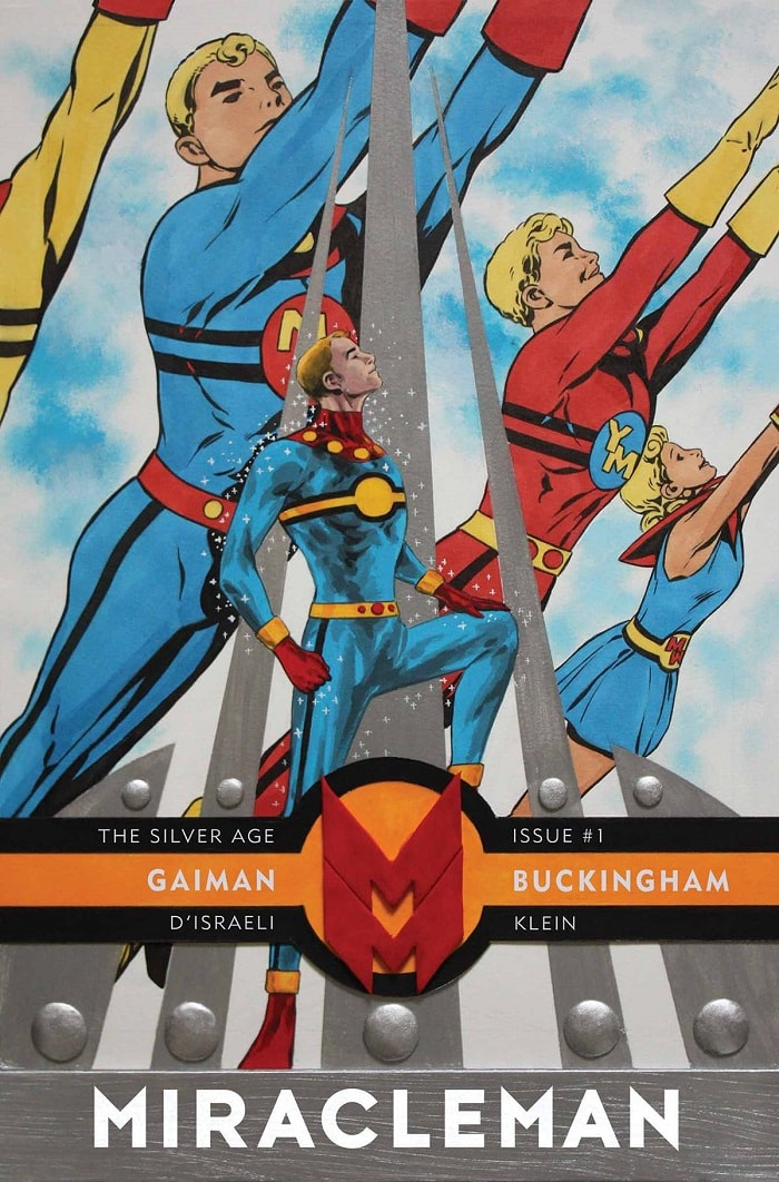 Miracleman By Gaiman & Buckingham: The Silver Age