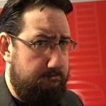 Al Ewing Comicdom Con Athens 2016