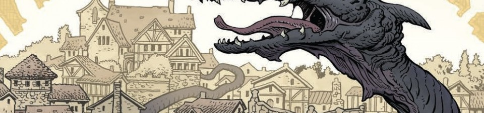 Jim Henson's The Storyteller: Dragons #2