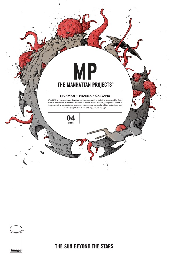 The Manhattan Projects: The Sun Beyond The Stars