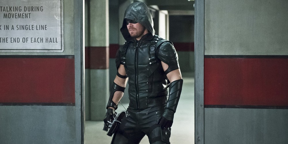 Arrow S04E18