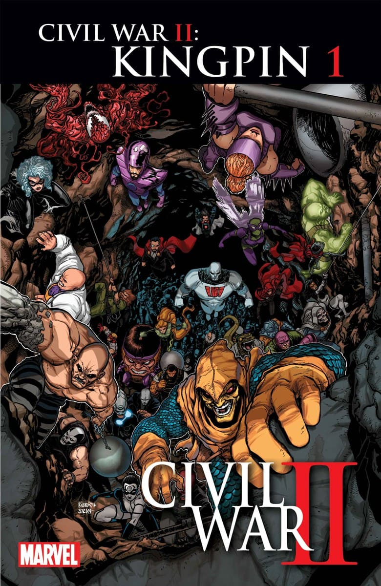 Civil War II: Kingpin