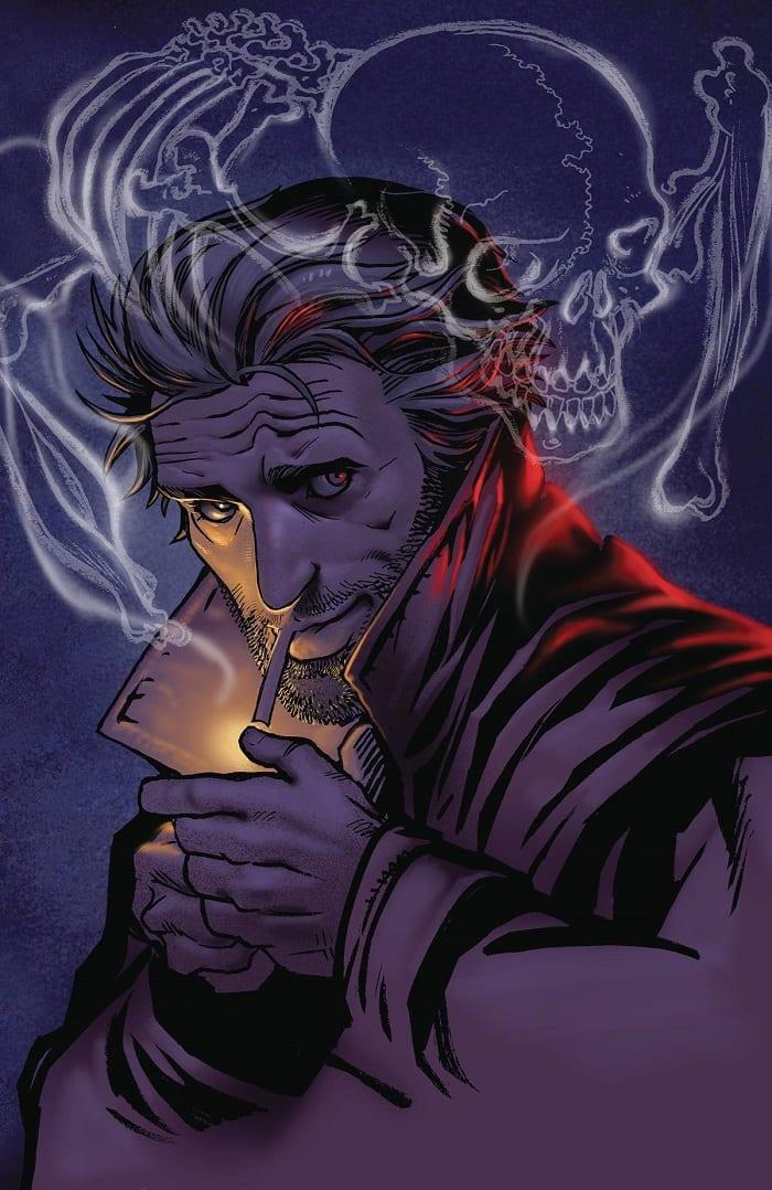 The Hellblazer: Rebirth